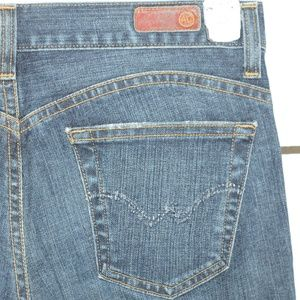AG Adriano Goldschmied womens jeans size 29 x 33.5